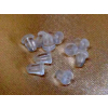 Puzety gumové 10ks